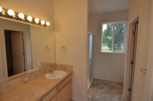 Master bathroom (1500 model)